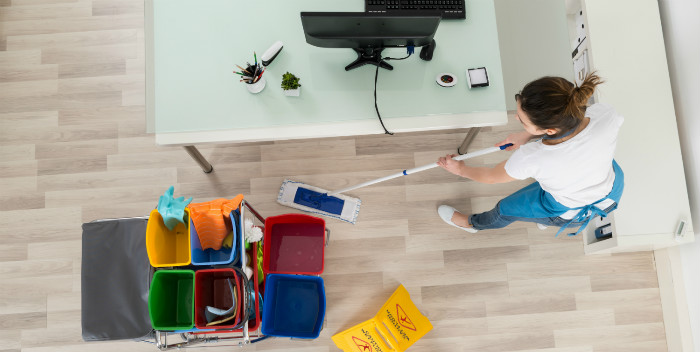 cleaning services photos